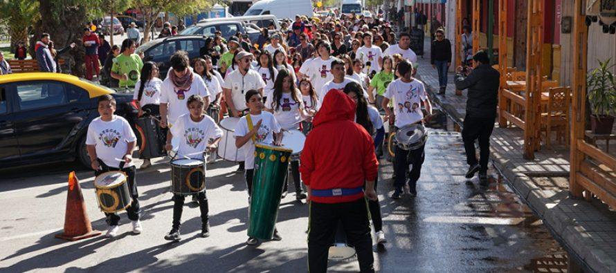 En Vicuña se desarrollará un nuevo Carnaval por los Derechos de los Niños y Niñas