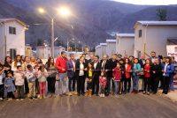 Familias de Paihuano reciben sus viviendas tras casi 20 años de espera