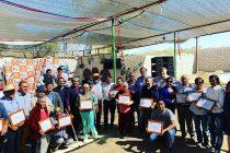 Pequeños agricultores y crianceros del Elqui celebraron el Día del Campesino en Vicuña