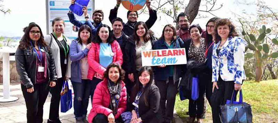 """Seminario """"Expanding Opportunities"""" presentó estrategias para potenciar la enseñanza del inglés"""
