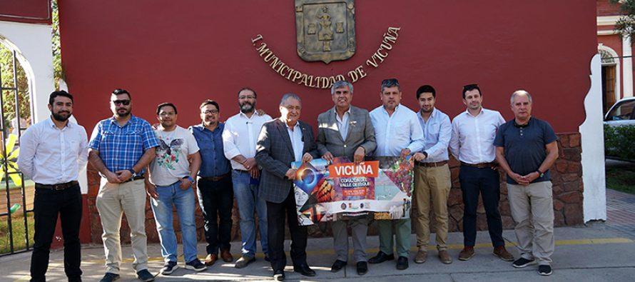La comuna de Pucón toma como ejemplo a Vicuña para prepararse para el eclipse de sol