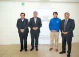 Rafael Vera asume nuevo periodo como presidente de los alcaldes de la región