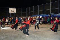 Con gala folclórica agrupación Diaguitas celebró su segundo aniversario