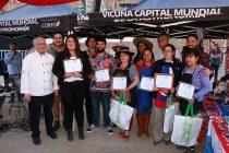 Eligen a la mejor empanada de Vicuña en concurso que le da la bienvenida a Fiestas Patrias
