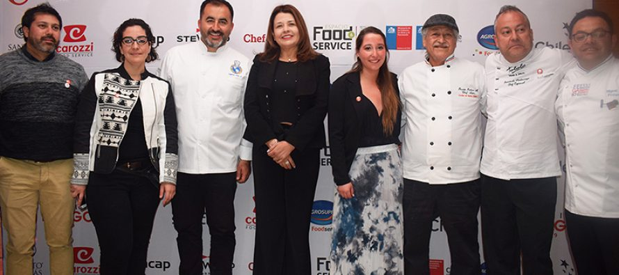 Ricardo Pacheco: Chef de Vicuña fue ganador en los Premios Fuego 2019