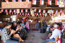 """Con comida típica y folclor """"Rincón Campestre Donde Grisnelda"""" inició fiestas patrias en Vicuña"""
