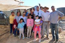 Campistas comienzan a instalarse en la Pampilla de San Isidro con mucho entusiasmo