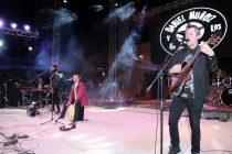 Daniel Muñoz y el folclore elquino abrieron la primera noche de La Pampilla de San Isidro