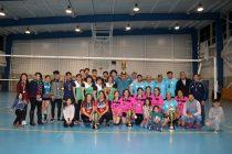 CD Antakari fue el ganador indiscutido en damas y varones en la liga de Voleibol de Vicuña
