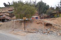 Pisco Elqui: Denuncian cierre de terreno donde municipio de Paihuano construirá plaza