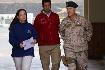 Jefatura de Seguridad decreta nueva jornada con toque de queda en La Serena y Coquimbo