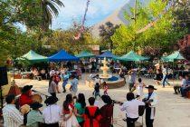 Primera mateada folclórica reunió a cerca de 80 personas en Peralillo