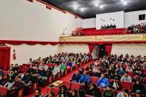 Seminario sobre astronomía y astro turismo inicio el mes de las estrellas en Vicuña