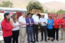 Localidad de Paihuano busca revitalizarse con renovado Barrio Elquino