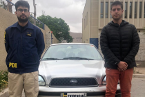 PDI de Vicuña recupera vehiculo sustraido en La Serena