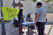 Más de 900 personas han firmado en Vicuña para generar una Asamblea Constituyente