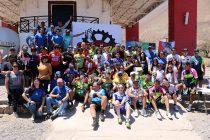 Matías Arriagada se quedó con el primer lugar del desafío de ciclismo Ascenso Mamalluca