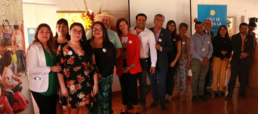 Vicuña fue la sede del lanzamiento regional del innovador programa Triple P
