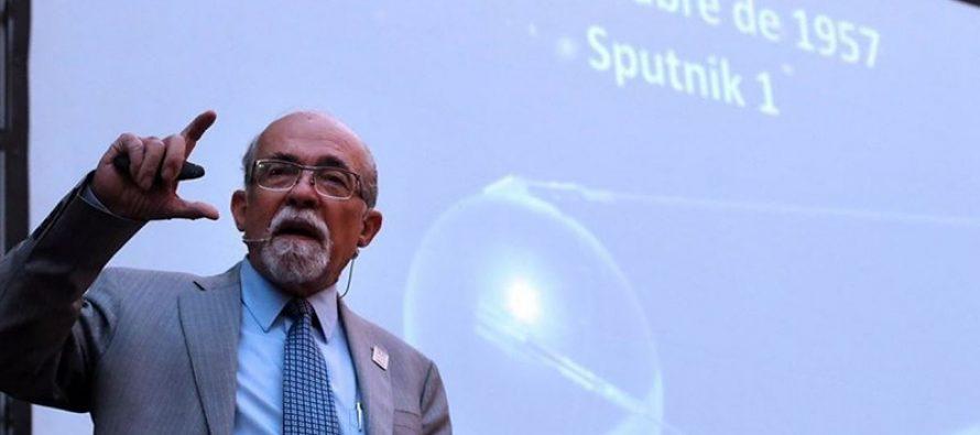 José Maza busca romper récord de asistentes en el observatorio Mamalluca