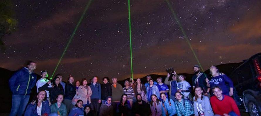 Buscan integrar actividades al aire libre con observación astronómica a través del turismo
