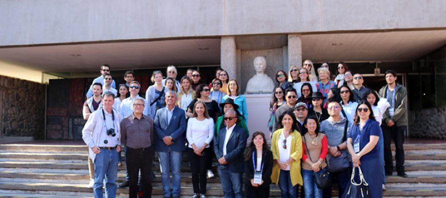 Delegación de  APEC visitó los principales atractivos turísticos y culturales de Vicuña