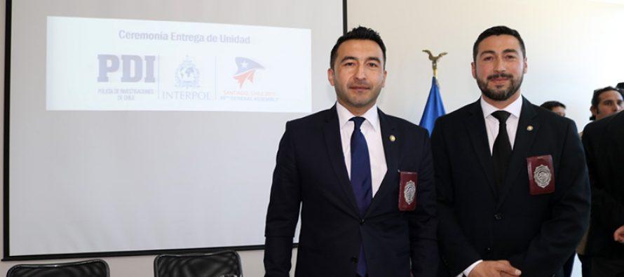 Comisario Daniel Maldonado asume como nuevo jefe de la PDI en Vicuña