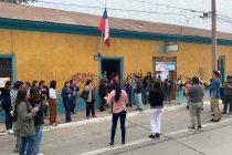 Municipio de Vicuña y la salud primaria de la comuna se suman al paro
