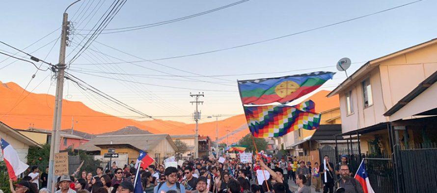 Destacan comportamiento de la comunidad en las manifestaciones por contingencia nacional
