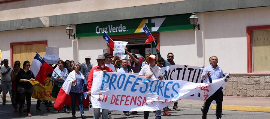 Municipalidad de Vicuña adhirió a paro nacional convocado por la Asemuch este 30 de octubre