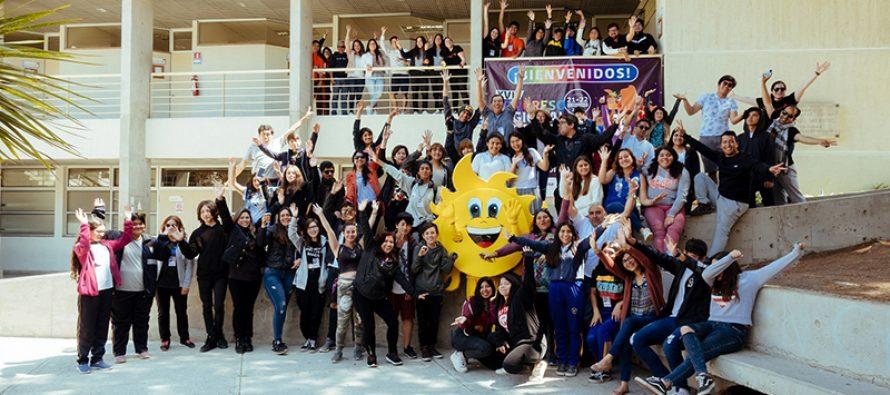 Estudiantes de la región deslumbraron con sus investigaciones y proyectos en congreso escolar científico