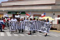 Municipios elquinos se suman al llamado a plebiscito ciudadano por nueva constitución