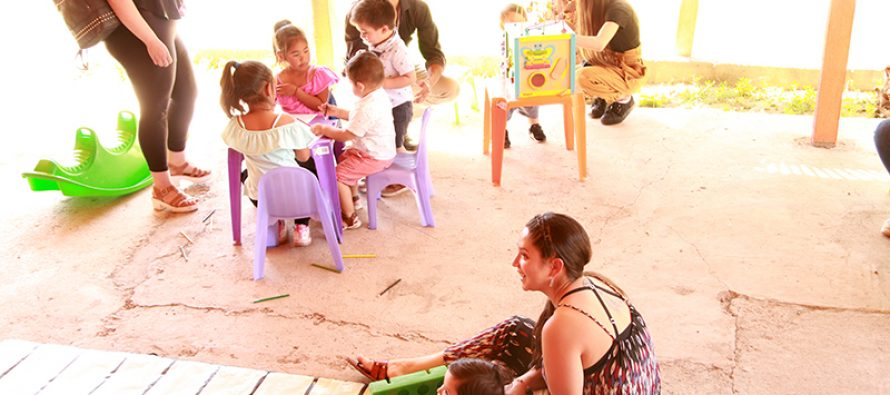 Esta semana comienza el desarrollo del programa Triple P en la comuna de Vicuña