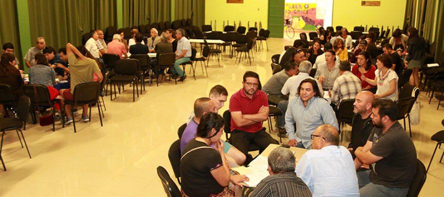 Vicuña continúa en acción construyendo futuro desde el diálogo ciudadano