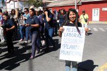 Crearán sindicato de trabajadores a honorarios en la Municipalidad de Vicuña