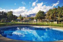 Los Pimientos: Disponen de parque con piscinas y quinchos en Vicuña para paseos de fin de año
