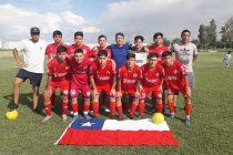 Escuela de fútbol de Víctor Osorio fue la campeona del Internacional Mendoza Cup 2019