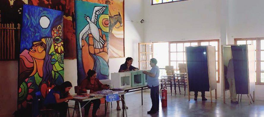 Mejorar pensiones, salud y educación de calidad son las demandas prioritarias para los vecinos de Paihuano
