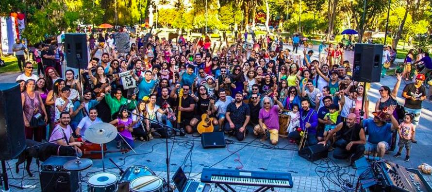 Vecinas y vecinos de Vicuña homenajean al movimiento social y a Jorge González con videoclip