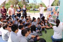 Mineduc comienza campaña de verano para fomentar la lectura desde temprana edad