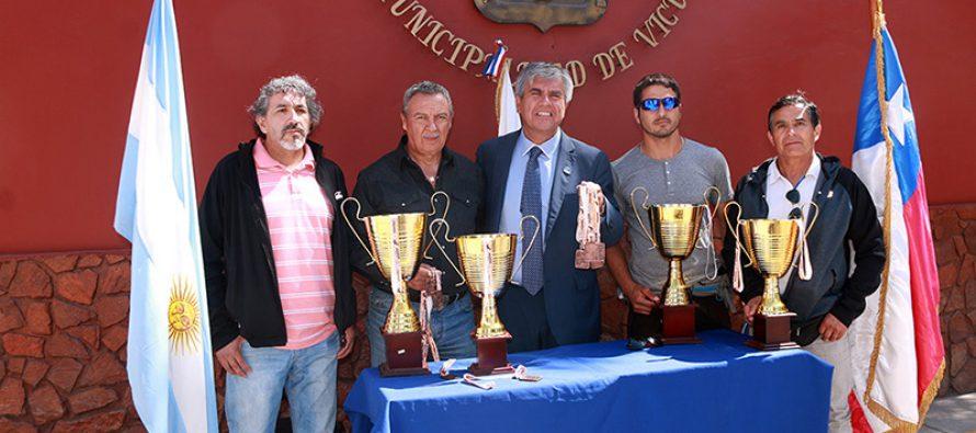 Cruce Los Andes de 506K unirá la comuna de Vicuña con la ciudad de San Juan