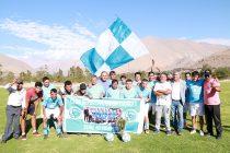 Unión Lourdes se quedó por primera vez con el campeonato de la Liga Senior de 40 años