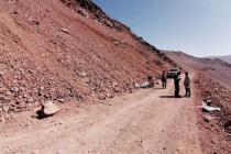 Mujer argentina pierde la vida y hombre resulta herido tras grave accidente en Paso de Agua Negra