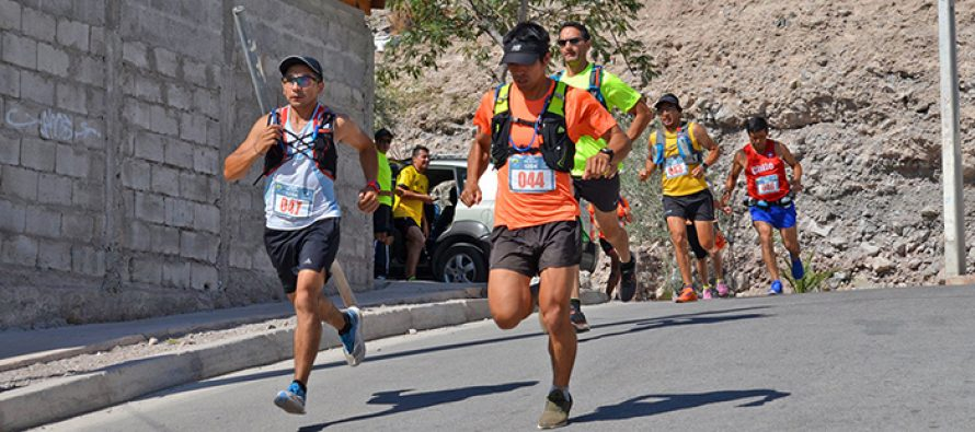 ¡Imparables! Atletas corrieron 126 kilómetros desde Coquimbo hasta Pisco Elqui