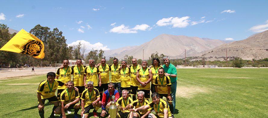 CD San Isidro se corona campeón del ANFA 45 de Vicuña y saca pasajes el regional