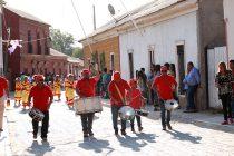 Parroquia de Diaguitas celebró su fiesta patronal con masiva presencia de feligreses