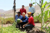 En Cutún anuncian ayuda de INDAP para  8.500 pequeños usuarios de INDAP por la sequía