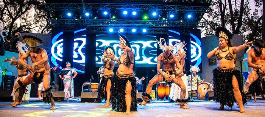 Variadas danzas y estilos se presentaron en 8vo Encuentro Nacional de Folklore Valle de Elqui