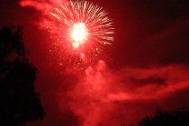 Vicuña recibió el 2020 con fuegos artificiales y anuncio del tradicional Carnaval Elquino