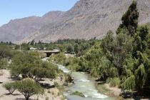 Recuperan ribera del Río Turbio en el sector de Rivadavia