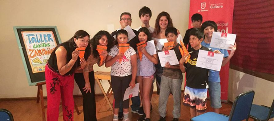 Biblioteca Municipal de Altovalsol realiza novedosos talleres gratuitos para todas las edades